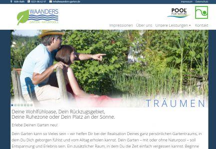 Waanders Garten Leverkusen