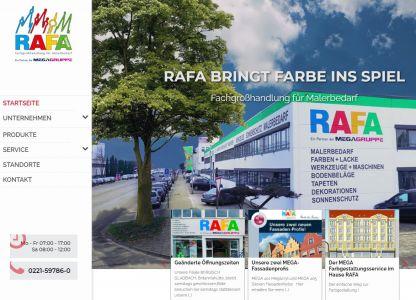 RAFA Farbengroßhandlung Köln